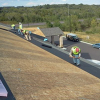 Commercial Roof Replacement - Apartments
