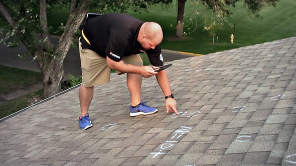 Free Pre-Hail Storm Damage Roof Inspection & Analysis