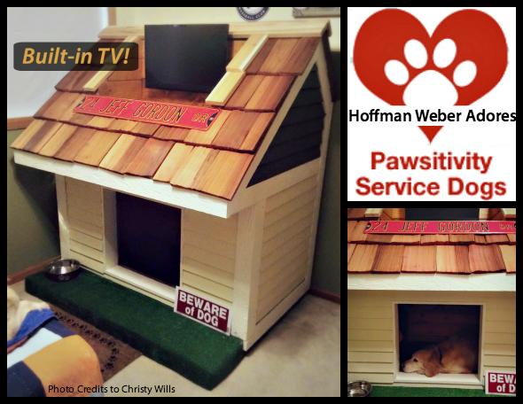 Hoffman Weber's Ultimate (Indoor) Doghouse