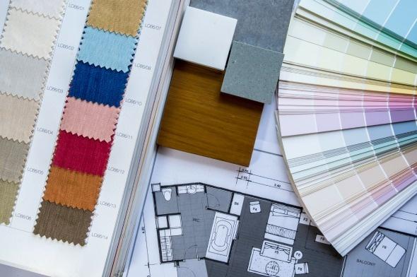 Interior Design Consultation Collage