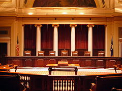 MN Supreme Court Chambers
