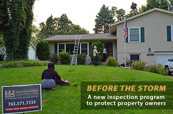A New Inspection Program to Protect Property Owners