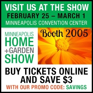 Home & Garden Show Discount Coupon