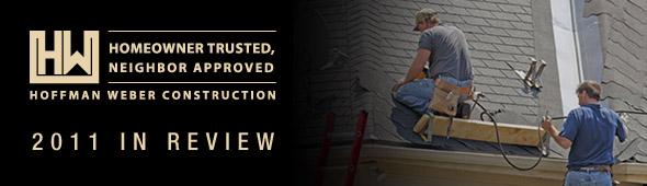 Hoffman Weber Construction 2011 In Review