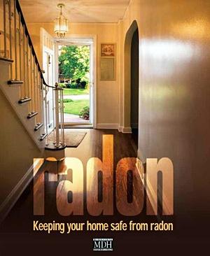 radon brochure cover