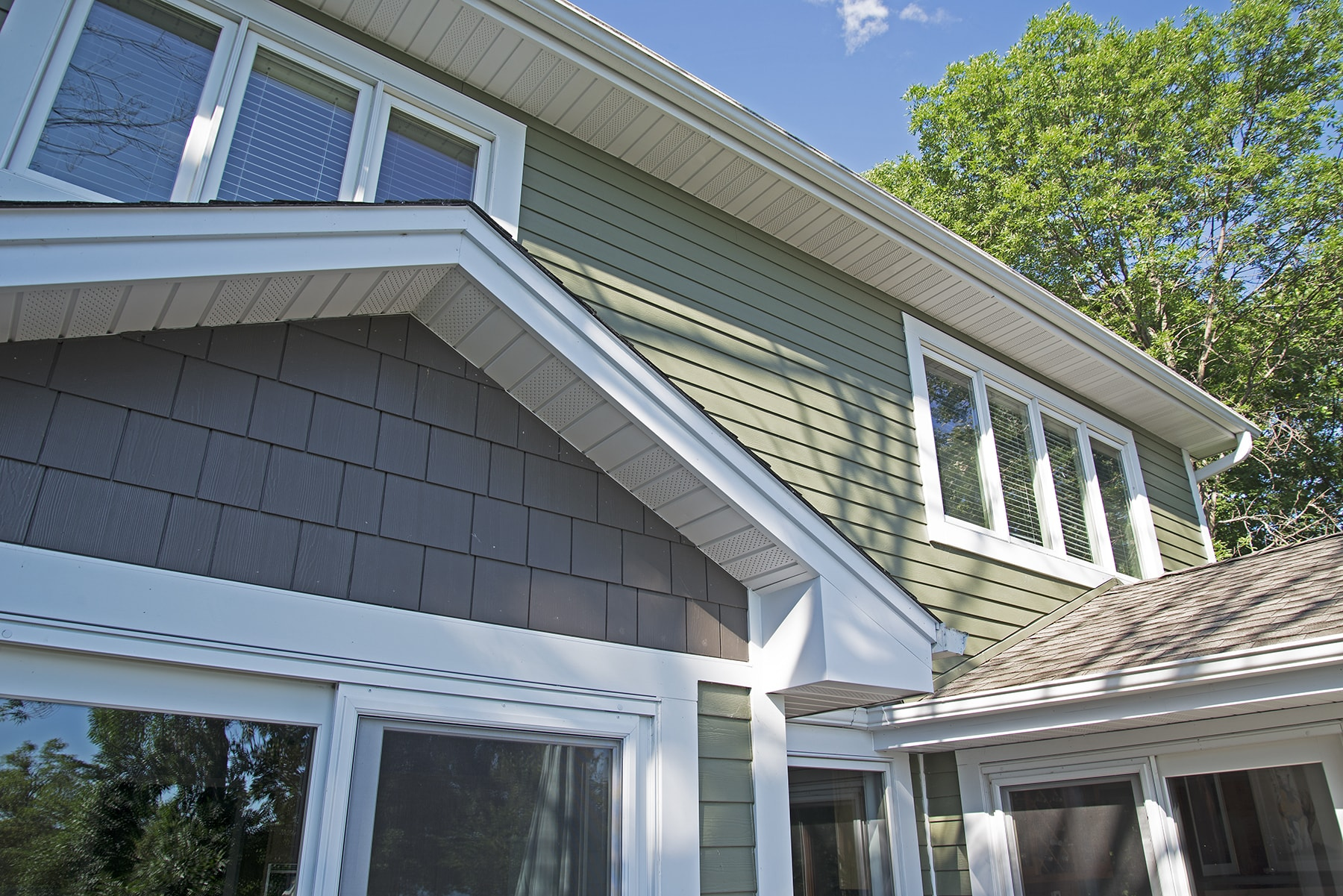 Exterior Remodeling Ideas Roofing Siding Windows Project Photos