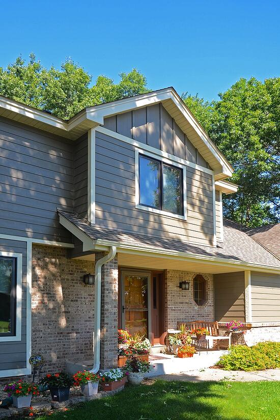 exterior siding styles