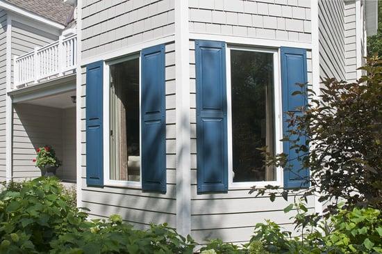 siding shutters