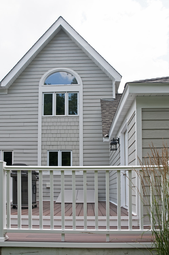 siding windows deck