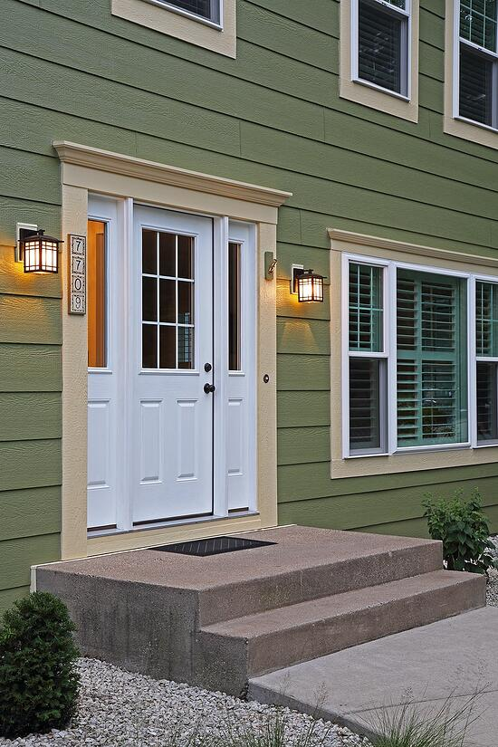 window door trim