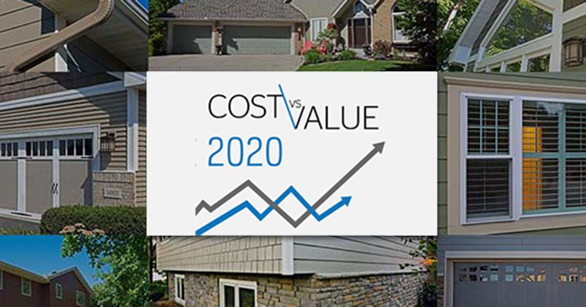 Cost vs Value Remodeling 2020
