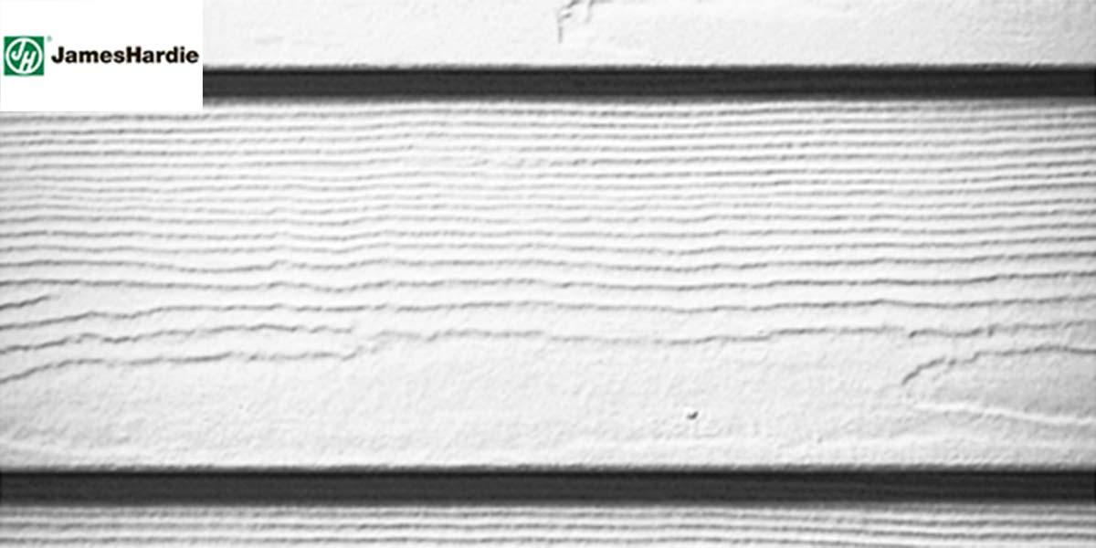 James Hardie Select Cedarmill Fiber Cement Siding