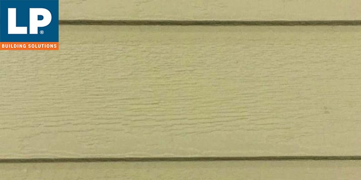 LP SmartSide Wood Siding