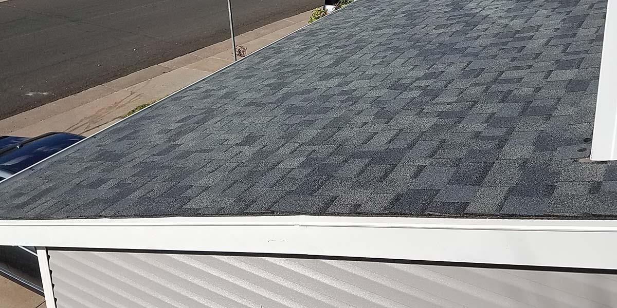 Owens Corning Asphalt Roofing Estate Gray