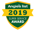 Angies List Super Service Winners