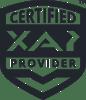 XAP Certfied Contractor