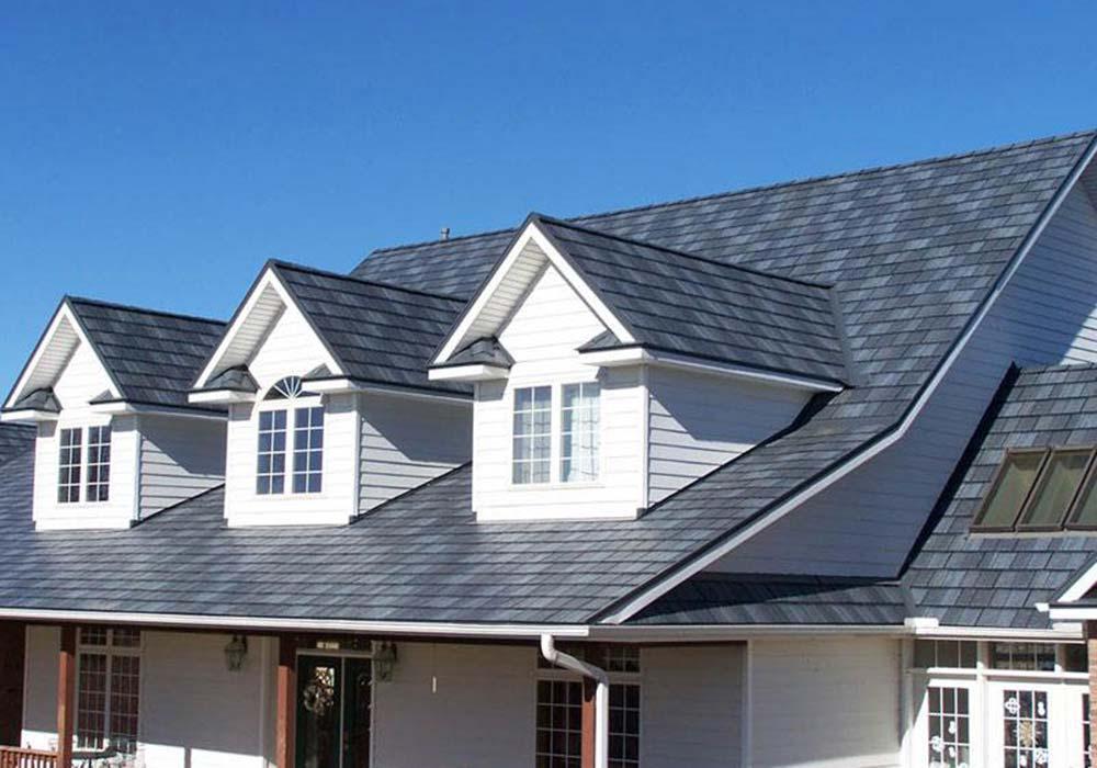 EDCO Roofing ArrowLine Slate Stone Blend