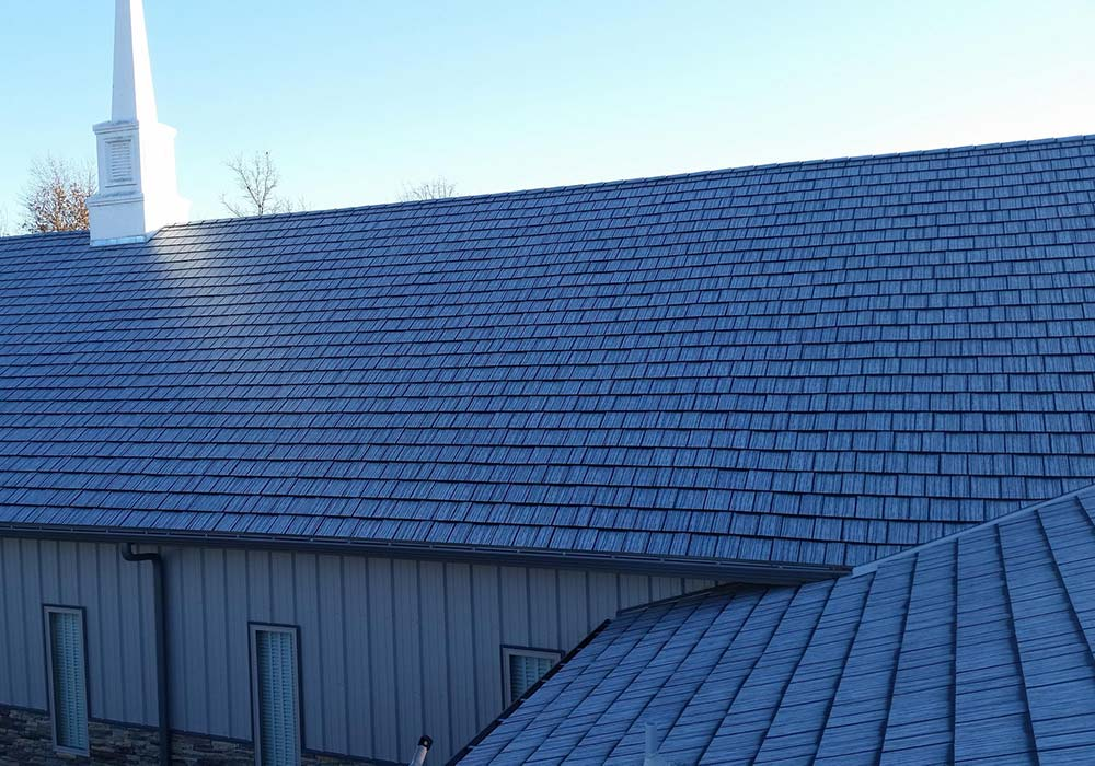 EDCO Roofing Generations HD Charcoal Gray