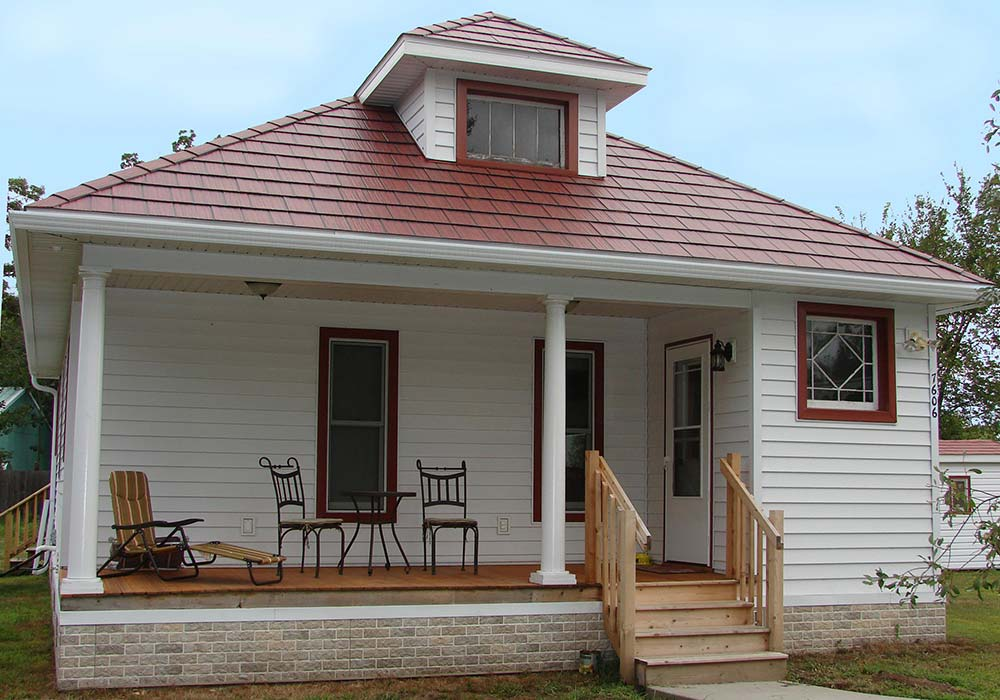 EDCO Roofing Generations HD Classic Red