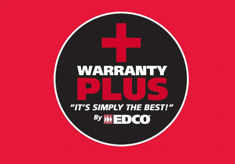 EDCO Roofing Warranty Plus