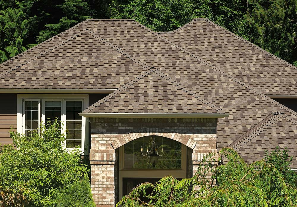 GAF Roofing Grand Canyon Mission Brown