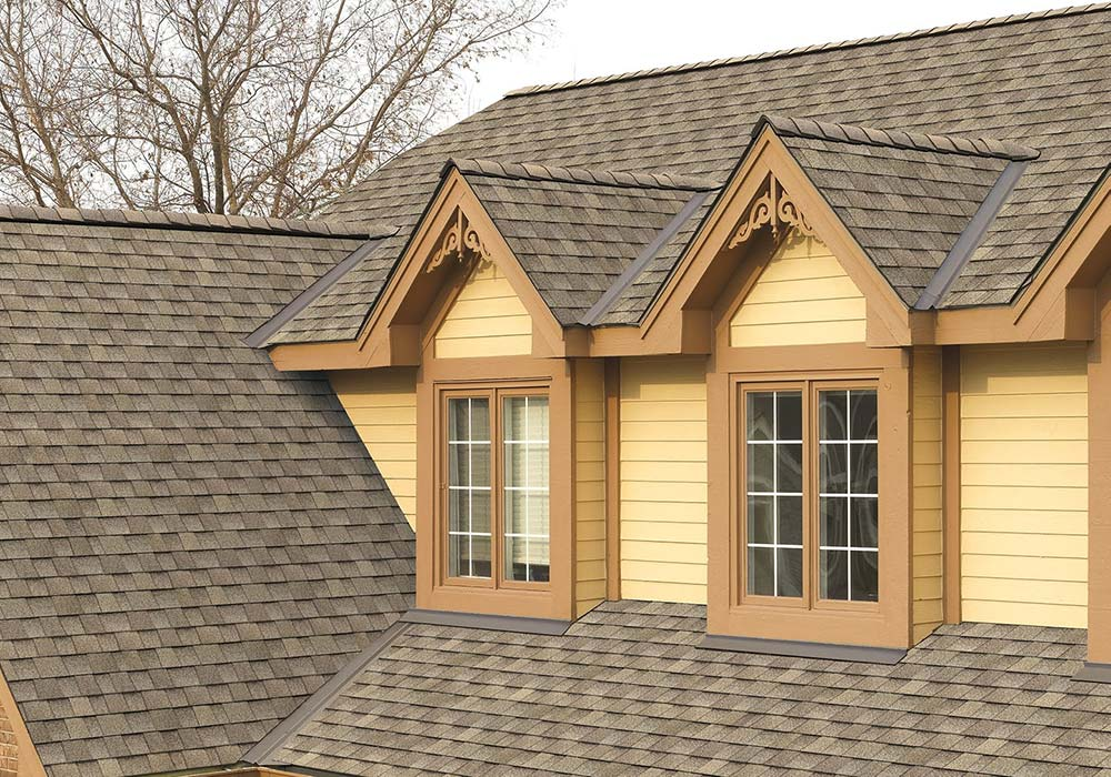 GAF Roofing Timberline HD Driftwood