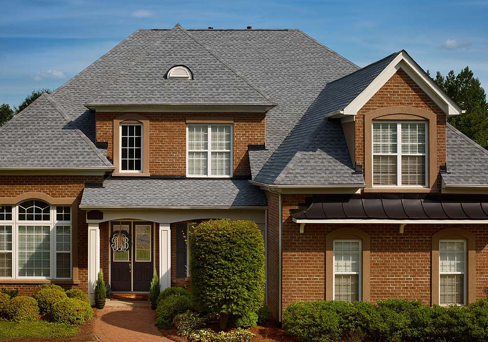 GAF Roofing Timberline HD Oyster Gray