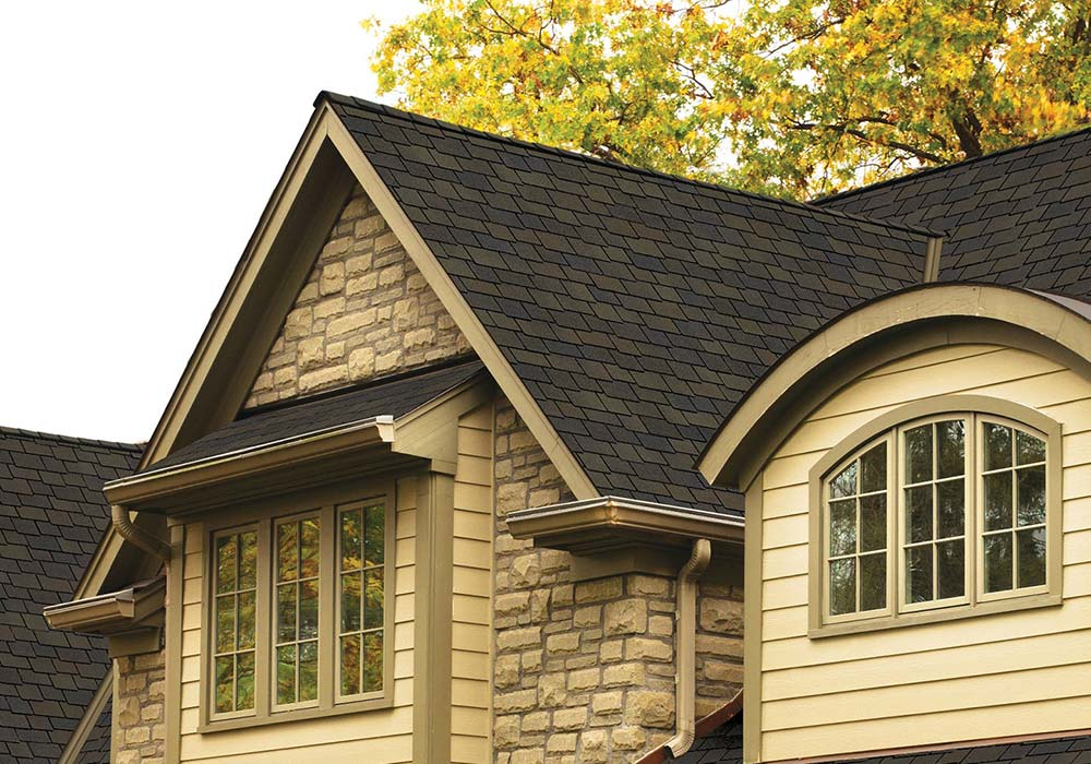 GAF Roofing Woodland Mountain Sage