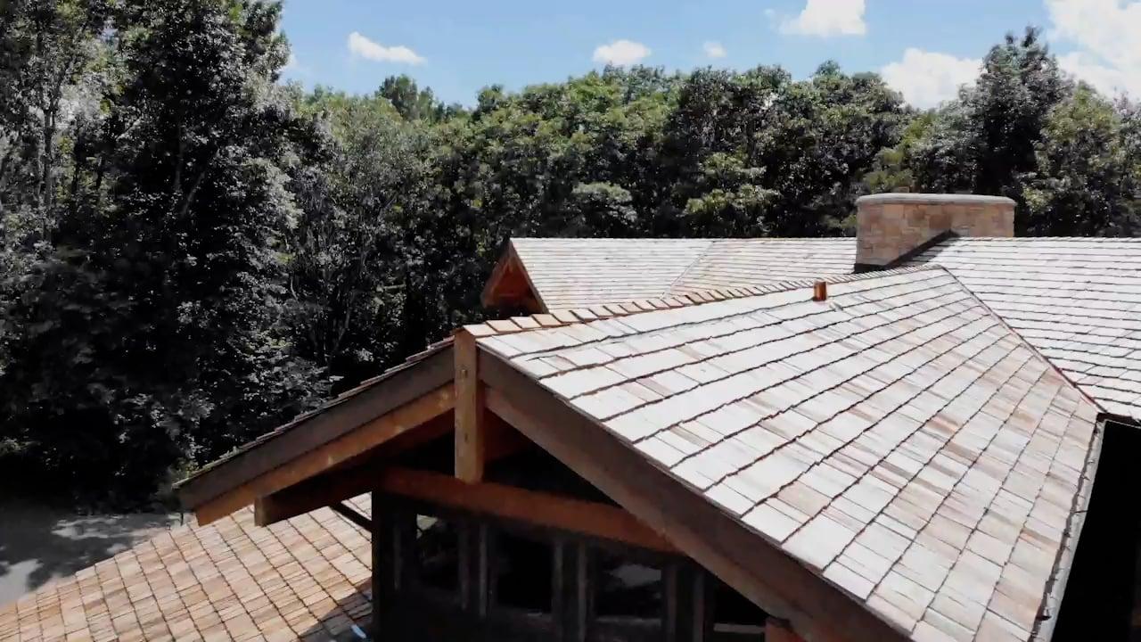 Hoffman Weber Roof Installation