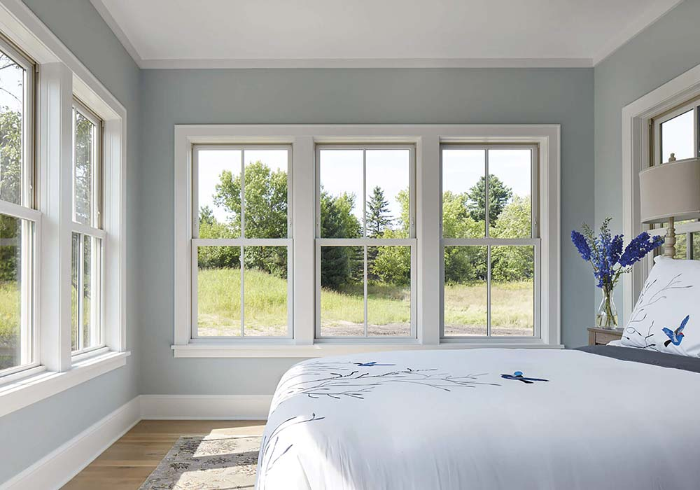 Marvin Windows Elevate Collection Double Hung