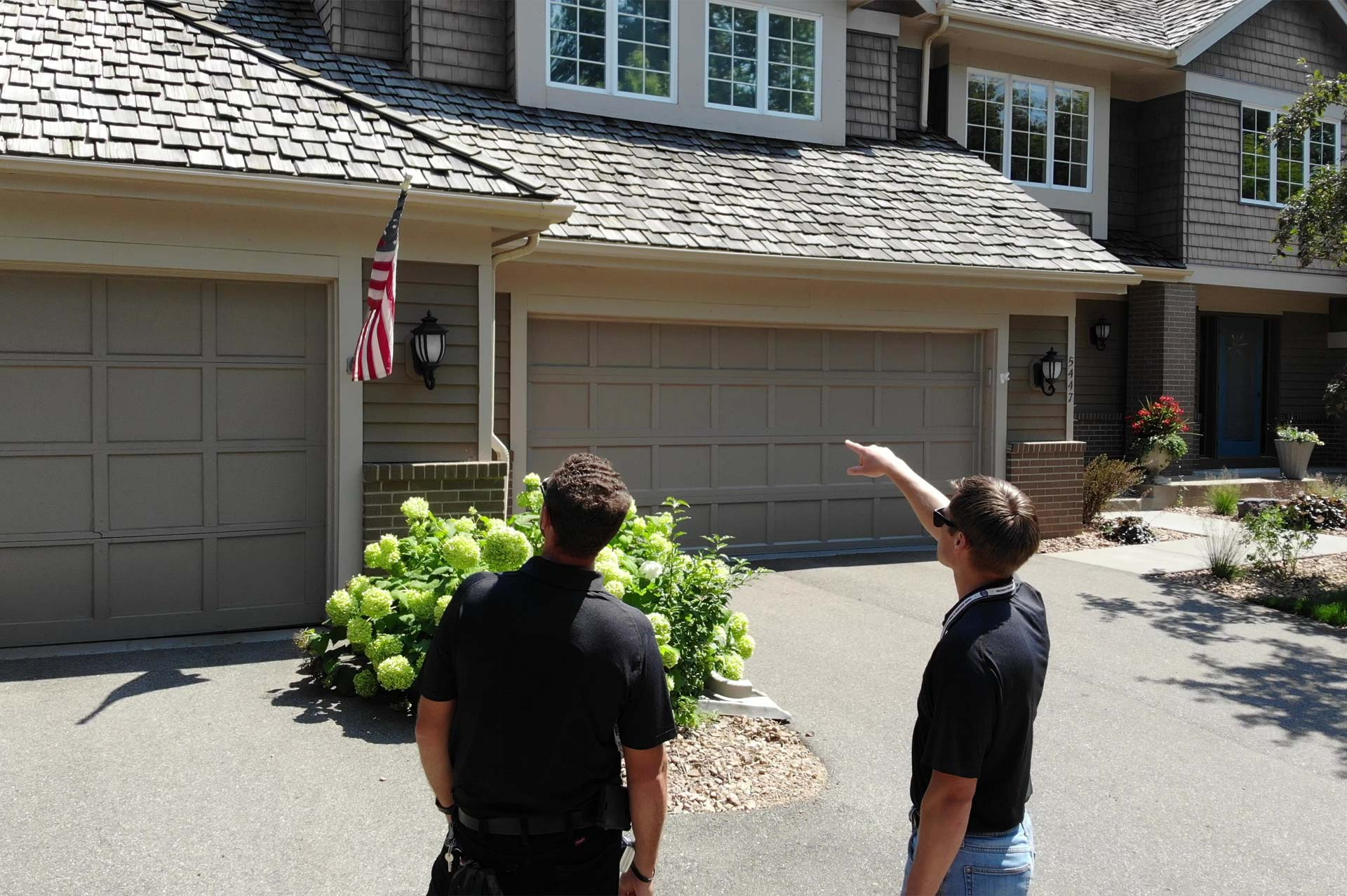 Townhomes Siding Maintenance Inspections