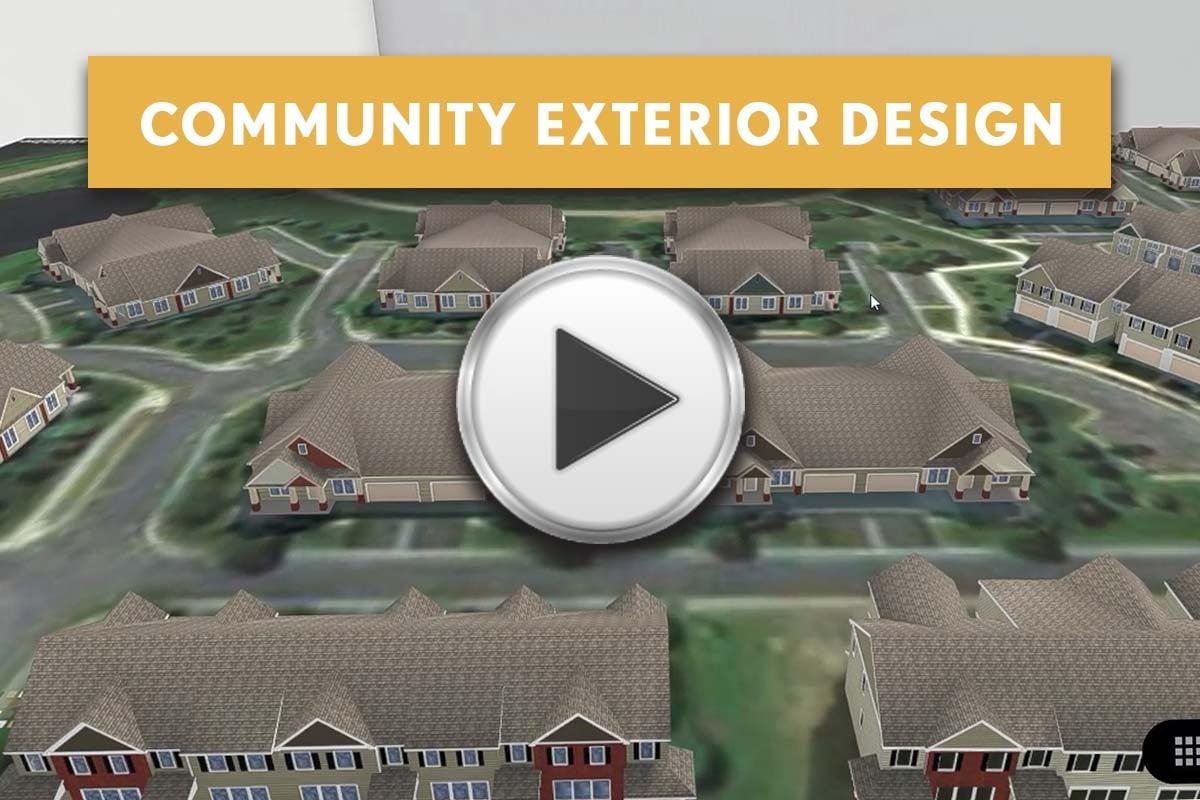 multifamily exterior design