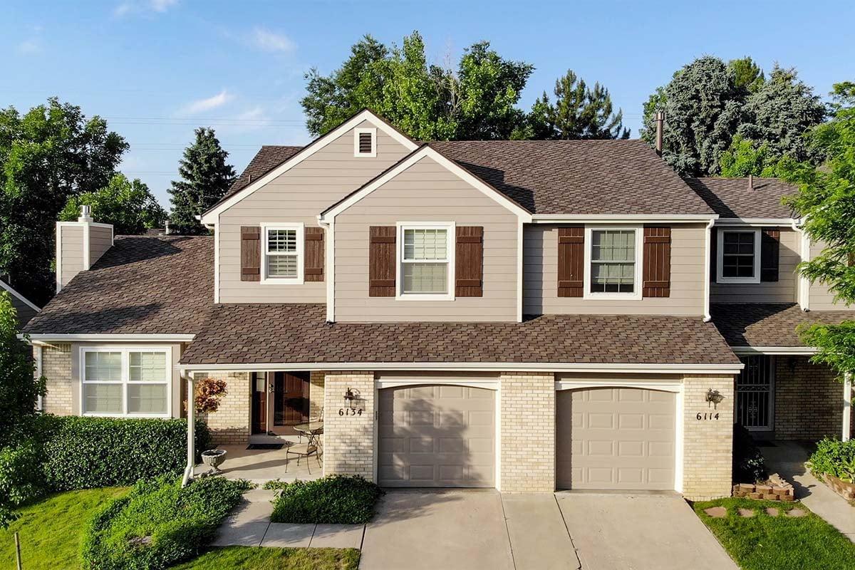 Multifamily HOA Home Siding <small>Centennial, CO</small>
