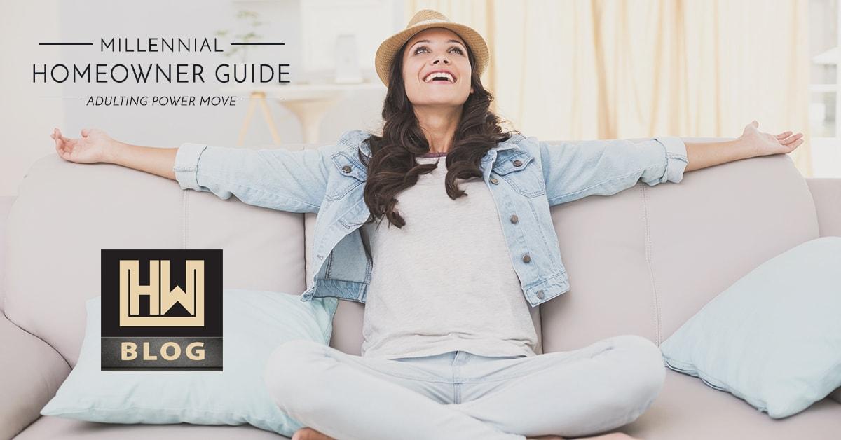 millenial homeowner guide