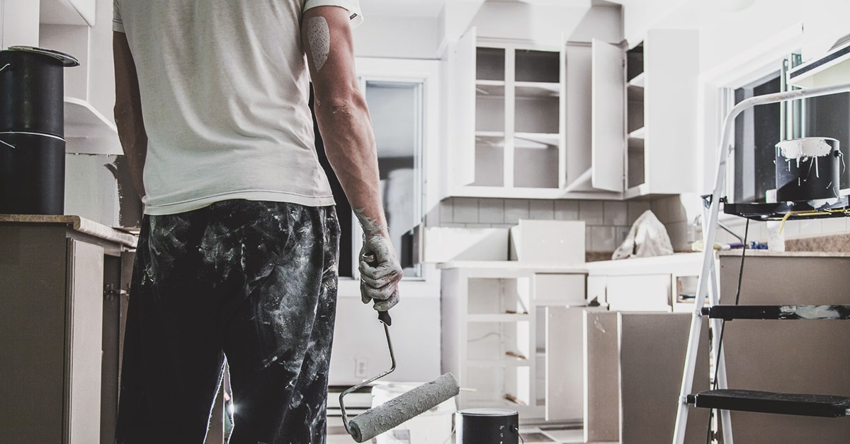 safe home paint