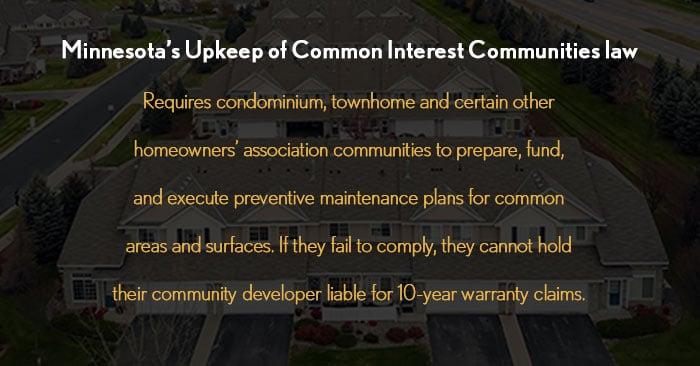 Upkeep-of-Common-Interest-Communities