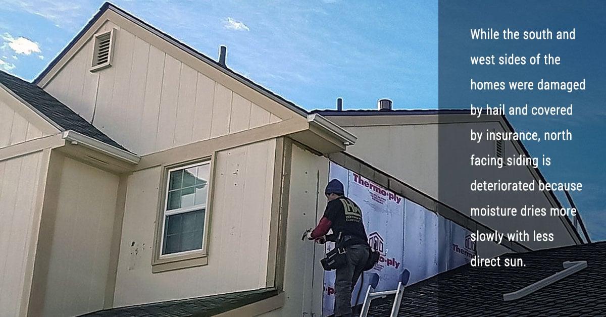 Mill Creek HOA restoration contractor