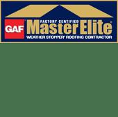 GAF Master Elite Roofing Contractor