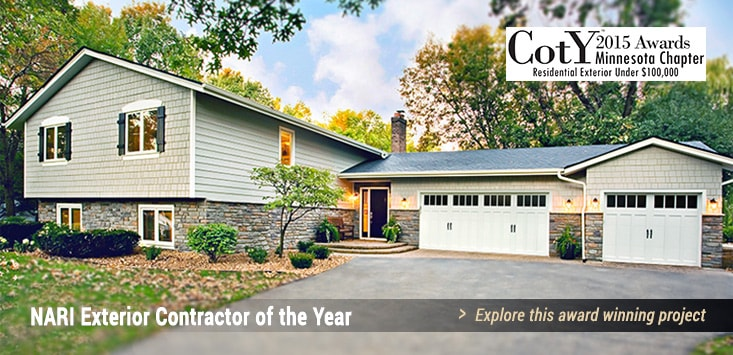 home exterior remodeling contractor