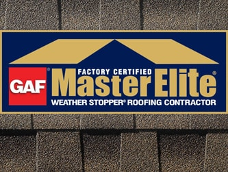 master elite weather stopper roofing contractor