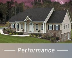 performance shingles