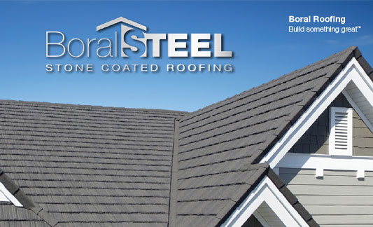 boral steel stone-coated roofing brochure