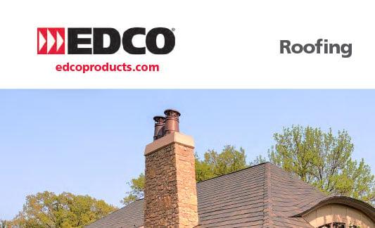 edco roofing brochure