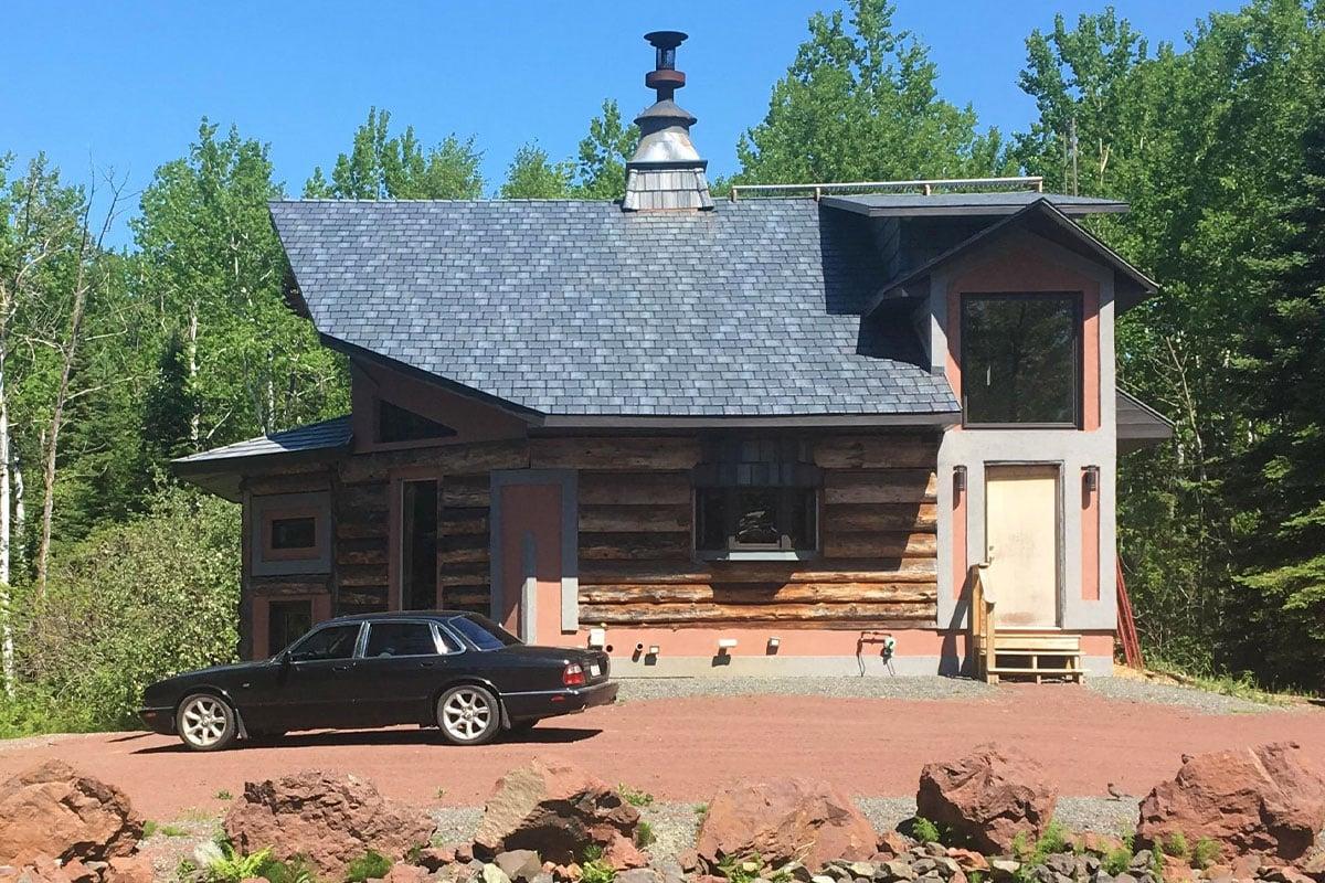 EDCO metal roof