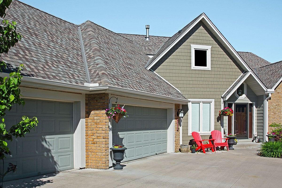 Architectural Asphalt-Shingle Roofing