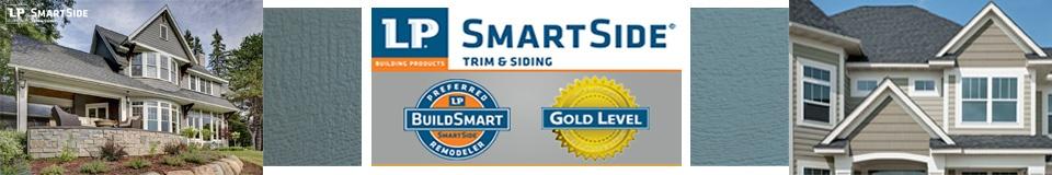 LP Smartside wood siding contractor