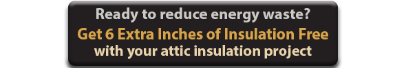 6 Extra Inches of Insulation Free
