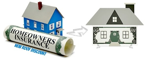 Homeowners Insurance New Roof Discount