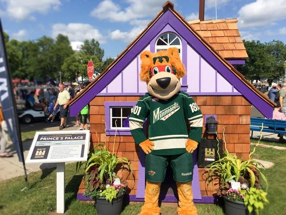 Win Prince's Palace at the Fair