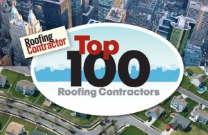 Hoffman Weber Construction Named a Top 100 Roofing Contractor